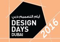Design Days Dubai 2016 - Logo