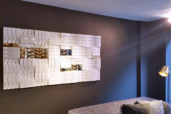 Ceramic Art Regina Heinz - Sinatra Duplex: Design complete