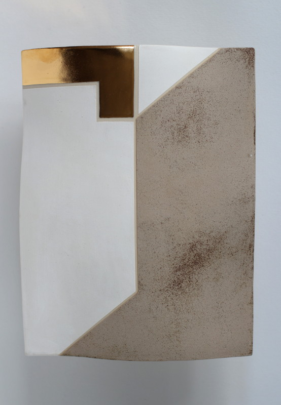 Ceramic Art Regina Heinz - Sinatra Duplex: Design 2