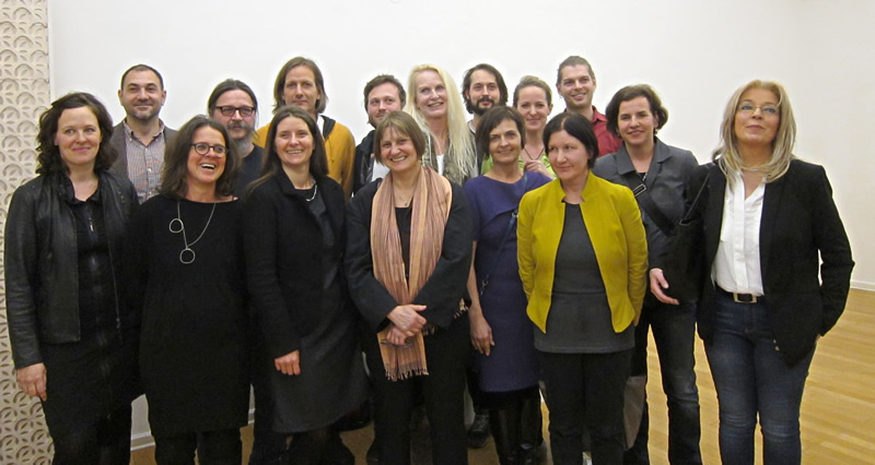 Portfolio Austrian Ceramics Award Gallery Group